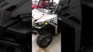 3. 2018 Polaris Ranger 1000 Crew