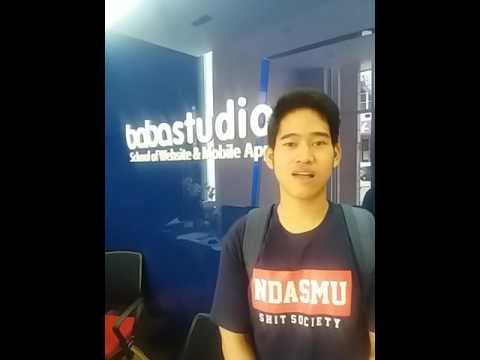 Hamzah Pelajar Materi Terlengkap Kursus Website Hanya Ada Di Babastudio