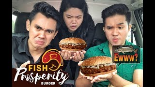 Video REVIEW JUJUR : MCD PROSPERITY IKAN EWWW? PATUTLAH BUY 1 FREE 3 PROSPERITY BURGER MP3, 3GP, MP4, WEBM, AVI, FLV April 2019