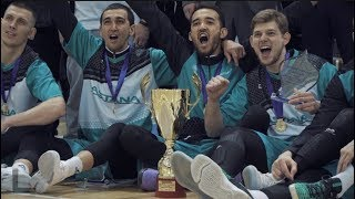 Hightlits of the match Cup of Kazakhstan: «Astana» — «Barsy Atyrau»
