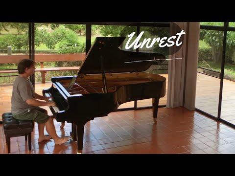 Unrest - Piano Solo by David Hicken