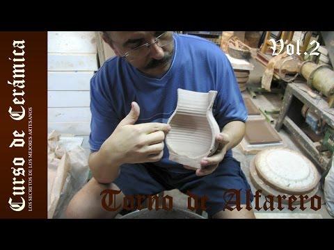 Promo 2 - Como hacer Torno Alfarero