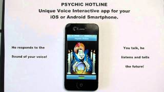 Psychic Hotline YouTube video