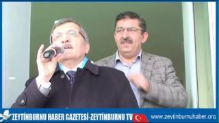 Başkan Murat Aydın Ak Parti Seyitnizam Mahallesinin Seçim İrtibat Birosunu Açttı