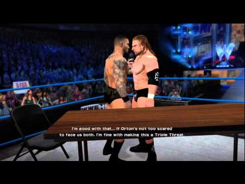 wwe 12 road to wrestlemania - Twitter: http://www.twitter/com/ttarantox WWE '12 introduces the rebirth of the iconic and authentic simulation franchise through a bigger game, badder prese...