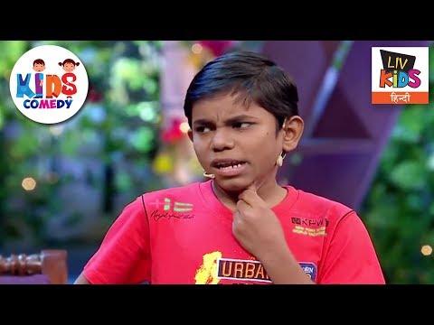 Khajur Debates With Kapil & Chandu   Kids Comedy   The Kapil Sharma Show