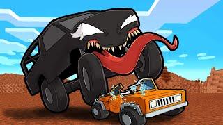 EPIC Monster TRUCK in Crazy Craft! (Minecraft)