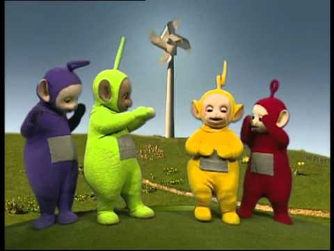 Teletubbies Intro Song