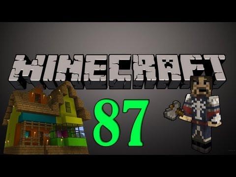 MineCraft #87 - Первый Дом.[PcuKeuKen]
