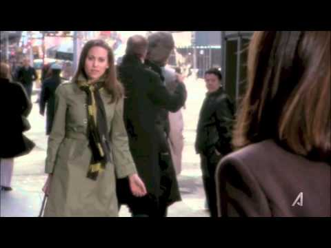 Damages Season 5 - Ellen sees Ellen