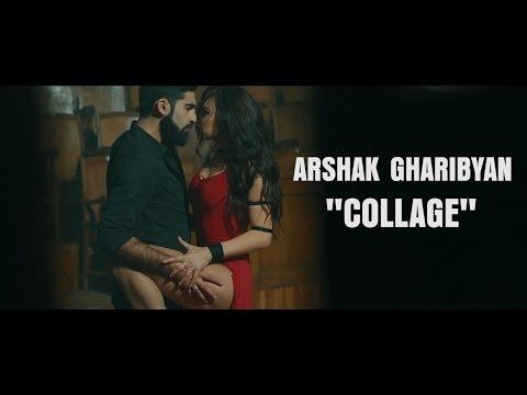 Arshak Gharibyan - Collage