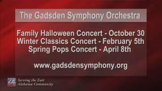 The Gadsden Symphony Orchestra's 25th Season