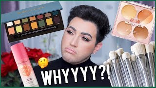 MOST DISAPPOINTING MAKEUP OF 2017!