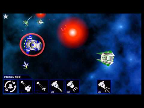 Video of Space Fleet Command 2