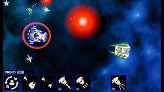 Space Fleet Command 2 YouTube video