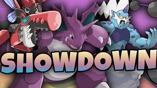 Pokemon Showdown ORAS OU Live: HERE COMES THE KING PART 2 by Thunder Blunder 777
