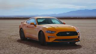 Tire Rack's Hot Lap | 2018 Ford Mustang Fastback by Motor Trend