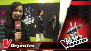 VReporter: Preview of The Voice of Afghanistan Episode 1 (Blind Auditions)