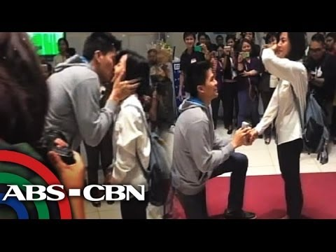 bianca - WATCH: JC Intal's proposal to Bianca Gonzalez.