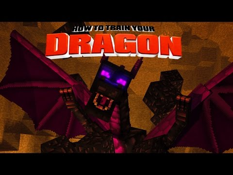Minecraft – HOW TO TRAIN YOUR DRAGON – Shadow is Born! [47]