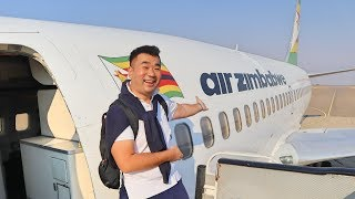 Video Air Zimbabwe - The World's Most Dangerous Airline? MP3, 3GP, MP4, WEBM, AVI, FLV Januari 2019