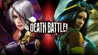 Ivy VS Orchid | DEATH BATTLE! | ScrewAttack!