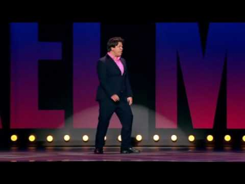 mcintyre - From his 2009 stand-up DVD, 
