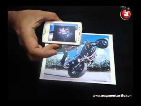 Video of Augmentastic