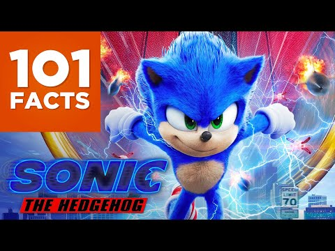 101 Facts About Sonic the Hedgehog