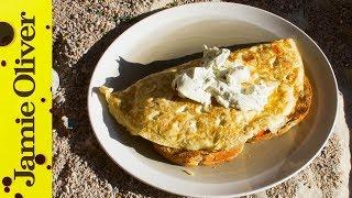 Chorizo Omelette | Treader Tube by Jamie Oliver