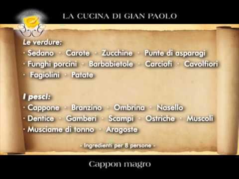 Genova Gourmet, La Cucina di Gian Paolo