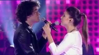 The Voice Brasil: Sam Alves e Marcela Bueno cantam