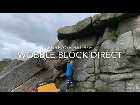 Burbage Bridge - Wobble Block Direct (left) 6C