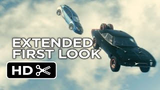 Nonton Furious 7 Official Extended First Look - Plane Drop (2015) - Paul Walker Movie HD Film Subtitle Indonesia Streaming Movie Download