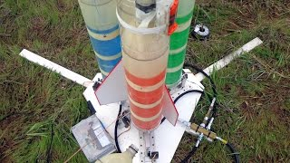Highlights from Day #180. We fly the Polaron G2 again a couple of times at Mullaley. The second part of the video also includes club member's HPR rockets also flown on the same day.