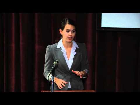 2010 Elevator Pitch Winner – Katie Sunday