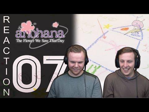 SOS Bros React - Anohana Episode 7 - A Helping Hand
