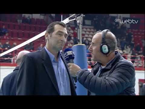 Ανδρεόπουλος: «Δεν είμαστε σε καλή κατάσταση αλλά μεγάλη νίκη» | 06/03/2020 | ΕΡΤ