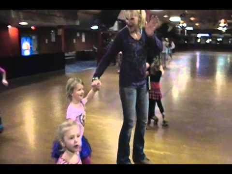 Peyton is 5! Roller Skating Party