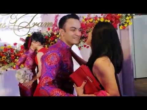 Đám cưới Võ Hạ Trâm tối14/1: Cô dâu chú rể cười rạng rỡ, hạnh phúc đón dàn khách mời VIP - Thời lượng: 17:16.