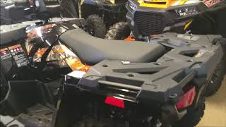 7. 2018 Polaris Sportsman 570 Breakout Camo Walkaround
