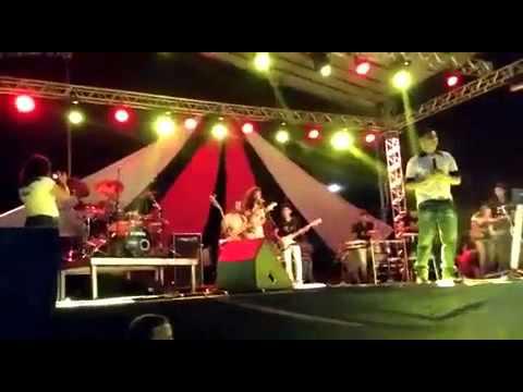 Banda Forró Abençoar- Dia do evangélico em Cafarnaum-BA