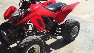6. Honda TRX 250X
