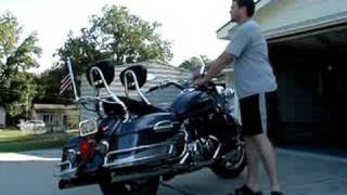 8. '08 Royal Star Tour Deluxe w/ Barons Nasty Boy Exhaust