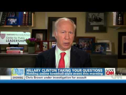 David Gergen on Hillary Clinton's 'farewell' from State Department