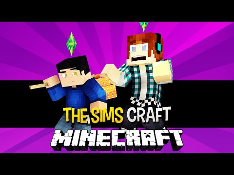 The Sims - Mais The Sims Craft Aqui:http://bit.ly/1rNPtCS ✖Twitter: https://twitter.com/AuthenticGames ✖Facebook: http://www.facebook.com/AuthenticGames ✖Instagram: http://instagram.com/marco_tuliooo...