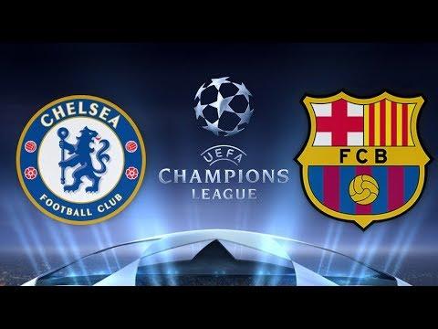 Барселона    3: 0   Челси. Лучшие моменты.Barcelona   3: 0   Chelsea. The best moments