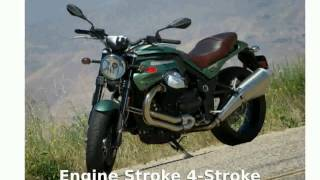 2. 2012 Moto Guzzi Griso 8V SE Specification and Specs