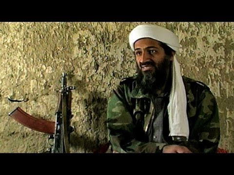 Exclusive Osama Bin Laden - First Ever TV Interview (видео)