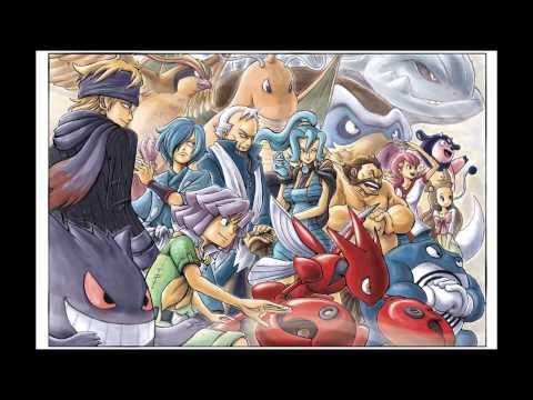 All Pokemon Gym Leader Battle Music (видео)